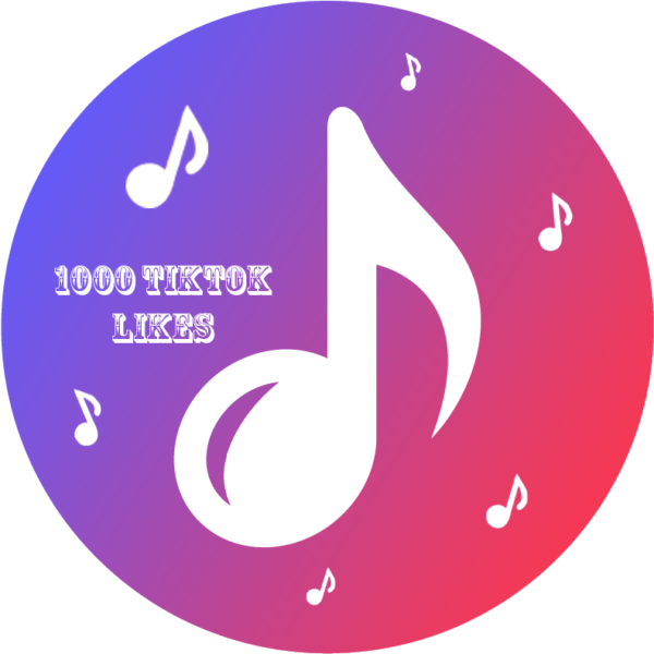 1000 TikTok Likes