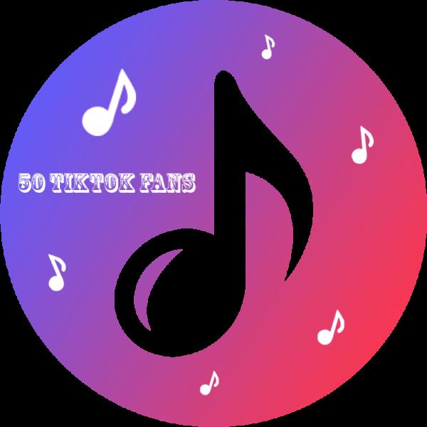 50 TikTok Fans