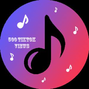 500 TikTok Views